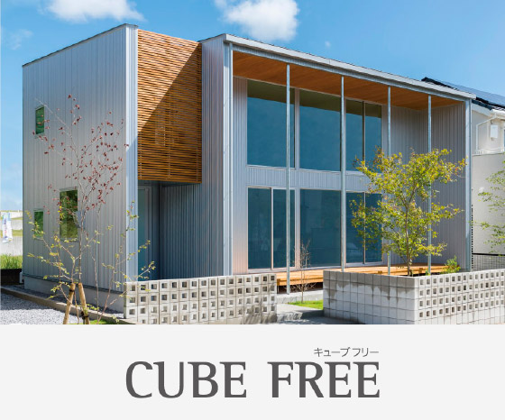 CUBE FREE